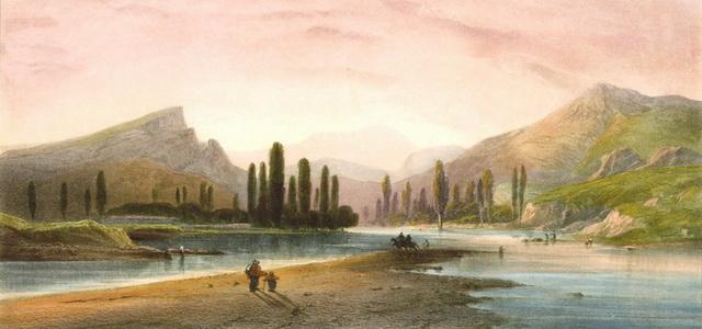 Alma River